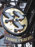 Image for The Three Pigeons - Guildford, Surrey, UK