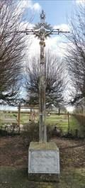 Image for Le crucifix de Lahoussoye, France