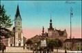 Image for Námestí starosty Pavla / The Mayor Pavel's Square (Kladno - Central Bohemia)