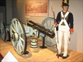Image for Iron 6-pound Gun - Field Artillery Museum - Fort Sill, Oklahoma