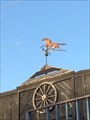 Image for Horse Weathervane - Baird, TX