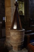 Image for The Font, All Saints Church - Standon,  Staffordshire.