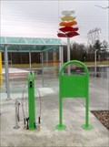 Image for Bike Repair Station, Innovation Park and Ride - Kanata, Ontario, Canada