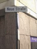 "Image for ""NEUE STRASSE""  - 89073 Ulm/ BW/  D/  EU"