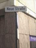 "Image for ""NEUE STRASSE""  - 89073 Ulm/ BW/  D/  EU"