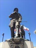 Image for General George S. Patton - Chiriaco Summit, CA