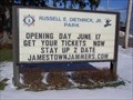 Image for Russell E. Diethrick, Jr. Park - Jamestown, NY