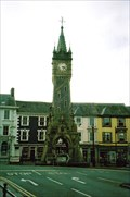 Image for More Money For Clock - Clock Tower, Machynlleth, Powys, Wales, UK