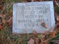 Image for Corporal David Corbin - Wilcox Cemetery - North Collins, NY