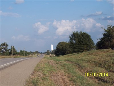 Choctaw County RWD 6, by MountainWoods.  Looking east from about 1/2 mile away.