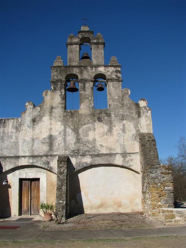 Mission San Juan Capistrano San Antonio Texas