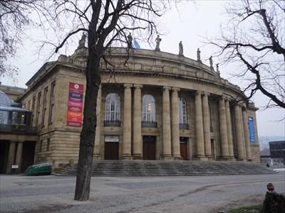 staatstheater gro es haus stuttgart germany bw concert halls on. Black Bedroom Furniture Sets. Home Design Ideas