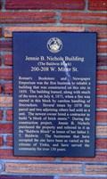 Image for Jennie B. Nichols Building - Yreka, CA