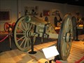 "Image for M1857 12-pound Gun-Howitzer ""Napoleon"" - Field Artillery Museum - Fort Sill, Oklahoma"