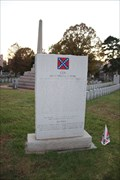Image for The Mecklenburg Guards -- Elmwood Cemetery Charlotte NC