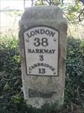 Image for Milestone - B1368, Barley, Herts, UK
