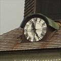 Image for Clock at Church - Östra Karup, Sweden