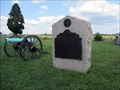 Image for Battery C, 5th U.S. Artillery - US Regulars Tablet - Gettysburg, PA