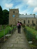 Image for St.Thomas's church-Stanhope County Durham.
