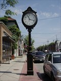 Image for Village of Angola Town Clock