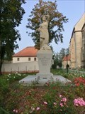 Image for The statue of Liberty - Blatná, Czech Republic