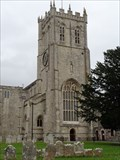 Image for Christchurch Priory - Medieval Church - Dorset, UK.