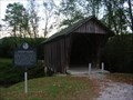 Image for SMALLEST - Covered Bridge In Georgia - Stovall Mill Bridge