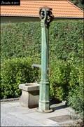 Image for Pump in Vyšehrad / Pumpa na Vyšehrade (Prague)