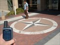Image for The Lincoln Oasis South Entrance Compass Rose