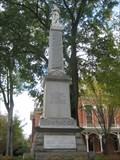 Image for Confederate Memorial  -  Monroe, GA