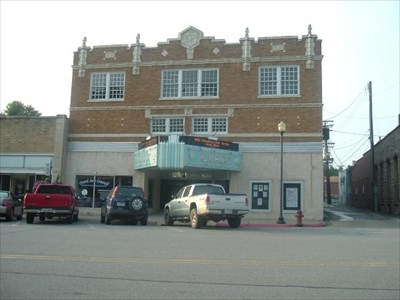 LYRIC THEATER HARRISON ARKANSAS