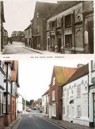 The Old Dutch House King Street Sandwich Kent Uk Photos Then