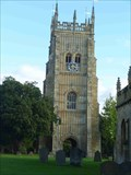 Image for Evesham Abbey Bell Tower, Worcestershire, England