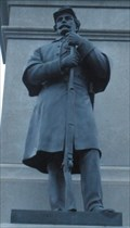 Image for Civil War Memorial Soldier - Saugus, MA, USA