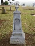 Image for Matilda Butler - Cloverdale Cemetery - Marion County, Oregon