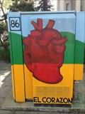 Image for El Corazon, El Circo - Oakland, California