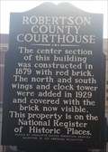 Image for Robertson County Courthouse - Springfield, TN
