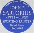 Image for John Sartorius - Old Church Street, London, UK