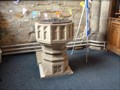 Image for Baptism Font, St Andrew's  - Kegworth, Leicestershire