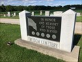Image for Freedom Cemetery Veterans Memorial - rural Montgomery County, IN
