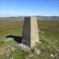 Image for O.S. Triangulation Pillar - Badandun Hill, Angus.