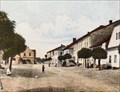 Image for Námestí v Paskove (1917), Paskov, Czech republic
