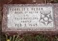 Image for Forrest E. Peden-Troy, KS
