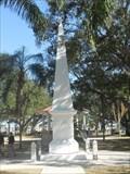 Image for Constitution Obelisk - St. Augustine, FL