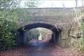 Image for Bridge over Calverley Cutting, Clara Drive, Calverley, Leeds, West Yorkshire.