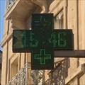 Image for Heure et Température - Nîmes - FR