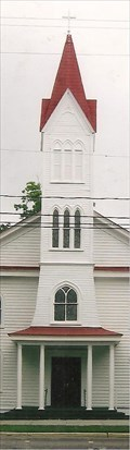 Image for Tabernacle Baptist Church Steeple - Beaufort, SC