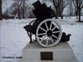 Image for World War I - German 250mm Mine Thrower - Palmyra Village Park - Palmyra, N.Y.