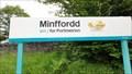 Image for Minffordd Mainline Station – Minfford, North Wales, UK