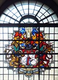 Image for Institute of Chartered Accountants Coat-of-Arms - St Margaret Lothbury, Lothbury, London, UK